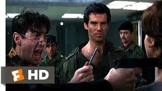 GoldenEye (6/8) Movie CLIP - The Exploding Pen (1995) HD Thumb