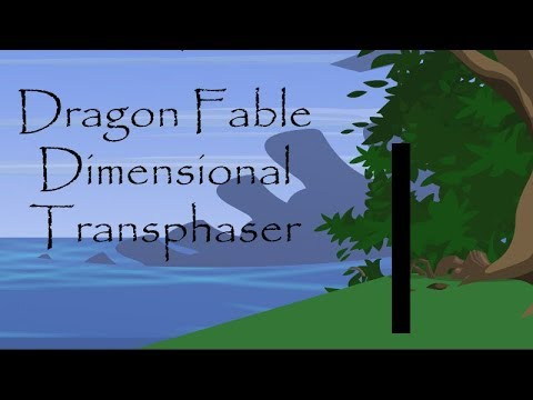Dragon Fable Dimensional Transphaser