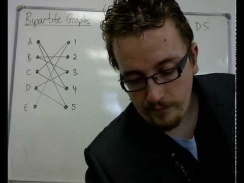 AQA Decision 1 6.02 Bipartite Graphs and the Alternating Path Algorithm