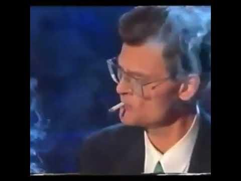 Заядлый курильщик!!!