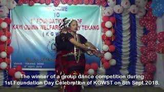 KGWST Group Dance competition.