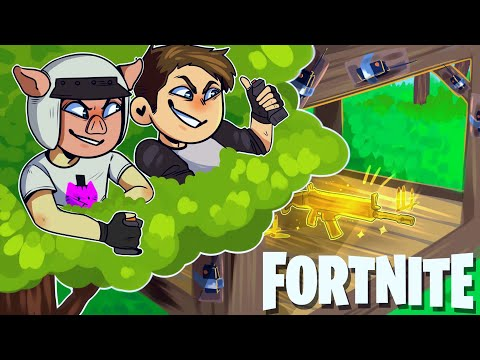 The ULTIMATE C4 Bait TRAP in Fortnite Battle Royale (Fortnite Funny Moments)