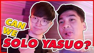 PEWPEW GẠ FAKER KÈO SOLO YASUO TẠI ALLSTAR 2018 | Daily Vlog 57