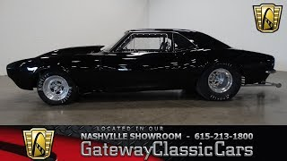 1968 Chevrolet Camaro, Gateway classic cars Nashville,#354 NSH