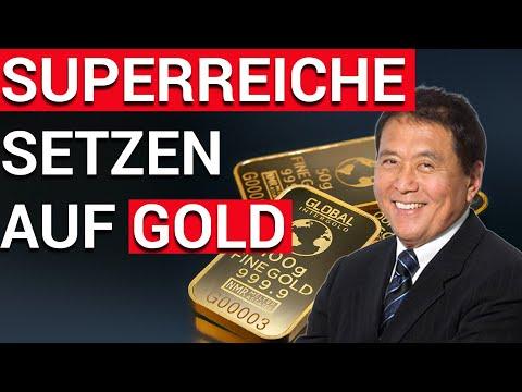 GOLD DAS WAHRE GELD - Die Sicht der Superreichen❗