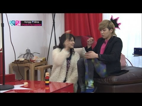 Global We Got Married - Global We Got Married_EP01(Hongki&Mina)_20130408_우리 결혼했어요 세계판_EP01(홍기&미나) from YouTube · Duration:  7 minutes 26 seconds