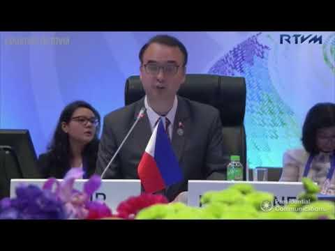 ASEAN 2017: 16th ASEAN Political Security Community (APSC) Council Meeting