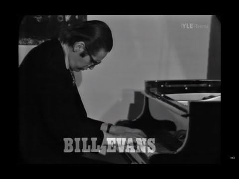 Bill Evans in Helsinki 1970