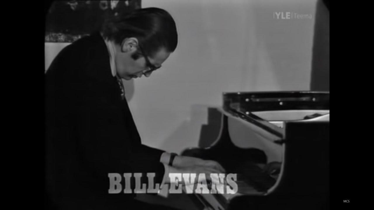 Bill Evans in Helsinki (1970 Live Video)