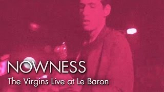 """The Virgins: Live at Le Baron NYC"" by Ryan McGinley"