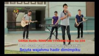 Download lagu D'Bagindas - Kangen (with Lyric) | VC Trinity