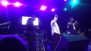 The Jacksons Heaven knows I Love you girl, Push me away live in DC at Howard Theatre