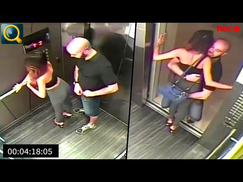 20 CRAZY AND WEIRD THINGS CAUGHT ON SECURITY U0026 CCTV!