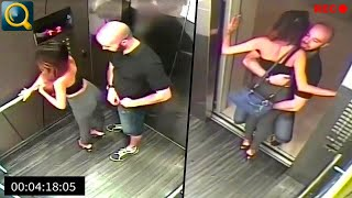 20 CRAZY AND WEIRD THINGS CAUGHT ON SECURITY \u0026 CCTV!