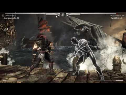MKX Kove Drowned Corpse Stage Brutality