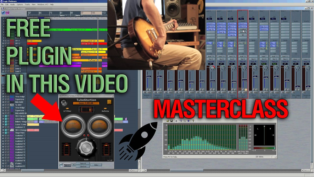 Space Rock Masterclass - with VST plugin giveaway