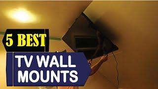 5 Best TV Wall Mounts 2018   Best TV Wall Mounts Reviews   Top 5 TV Wall Mounts