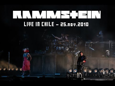 Rammstein Live in Chile 2010   Full Show Multicam HD