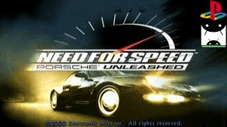 Need for Speed: Porsche Unleashed (ePSXe emulator) Android GamePlay