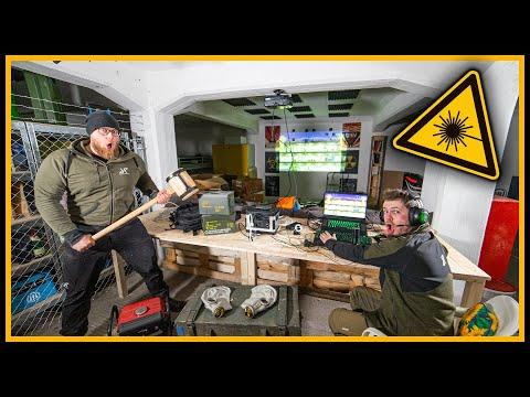 Der Prepper Bunker [S01/E15] - Zocken im Bunker!? - Razer Survival Krisenvorsorge