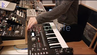 Rufes Live - Joy of Life ☼ Deep Techno Liveset with open air feeling # Elektron machines only