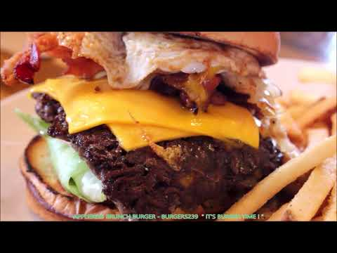"""APPLEBEE'S BAR & GRILL 🍔  ( BRUNCH BURGER ) """" Everybody WANTS SOME !! """""""