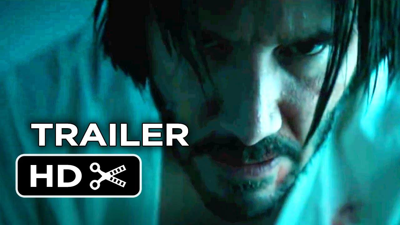 Download John Wick Official Trailer #1 (2014) - Keanu Reeves, Willem Dafoe Movie HD