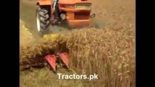 Tractor mounted Reaper - Tractors.pk
