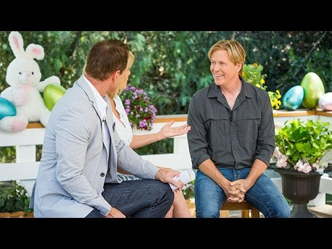 When Calls the Heart Star Jack Wagner - Home & Family