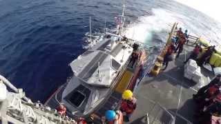 USCGC SPENCER D7 PATROL