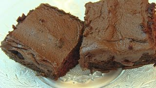 Betty's Perfect Chocolate Frosting For Brownies