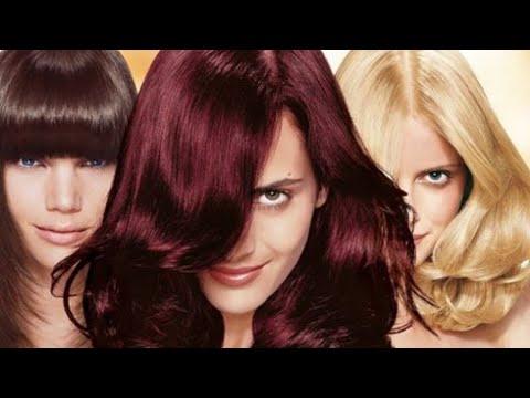 Tratamiento para cabello tenido de rojo