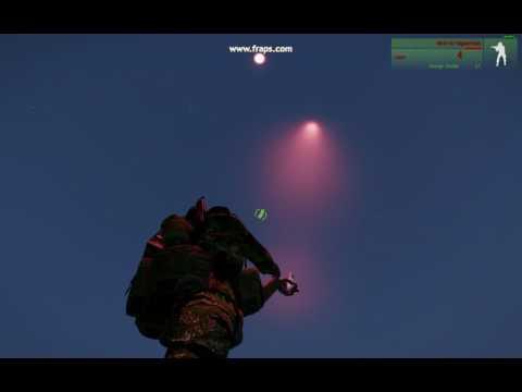 26 5 mm flare gun Parachute Illumination Flare Memorial Day 2010