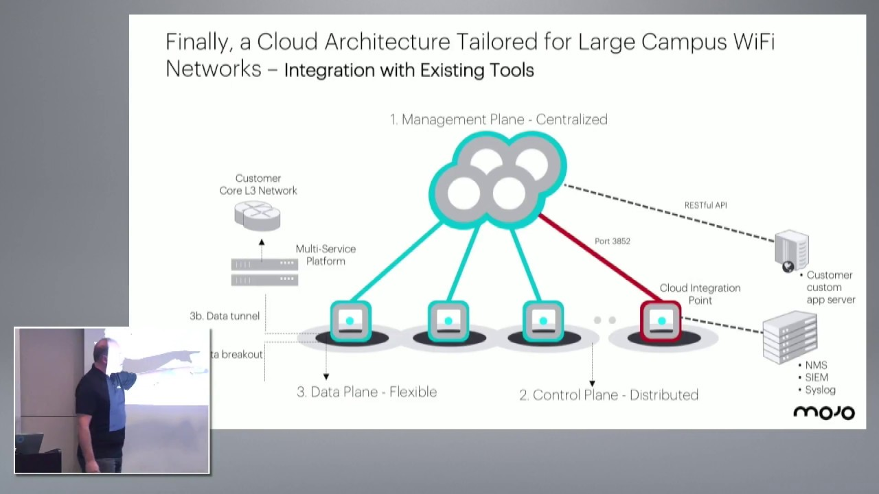 mojo networks cloud wi-fi ready for the large enterprise campus with brian  white