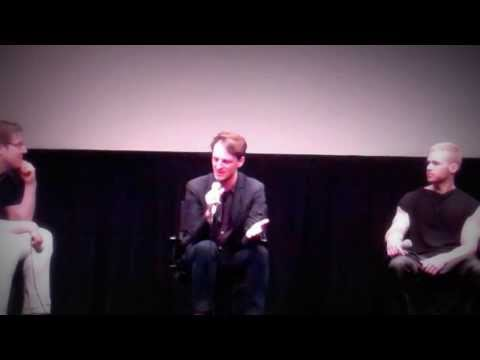 newfest 2013pT1 GO PROJECT post Q&A w dir cory Krueckeberg and actor