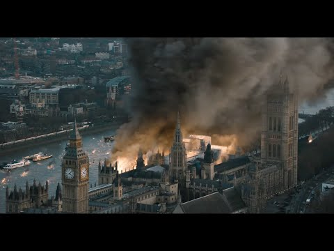 London Has Fallen - Official® International Trailer [HD]