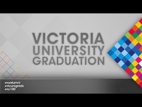 Victoria University, Melbourne Australia, December Graduation,  Ceremony 3