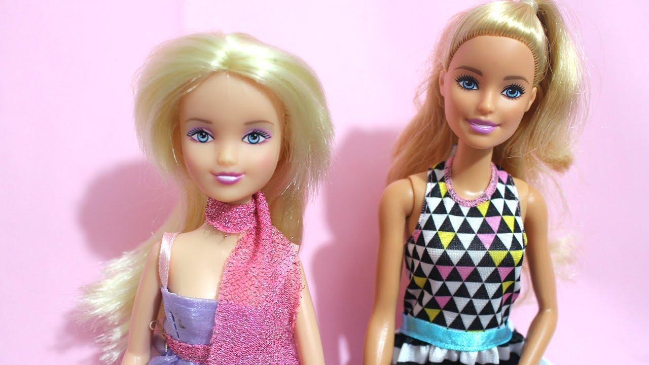 11 Senedir Kutudan Cikmayi Bekleyen Bebegim Barbie Vs Sindy