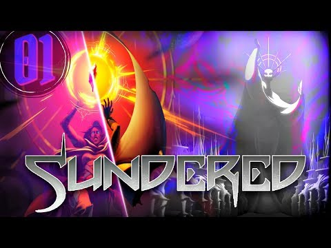 Getting Started In Sundered: A Beautiful Hand-Drawn Epic | Sundered #1