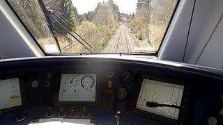Werdenfelsbahn - Testfahrt ET 442