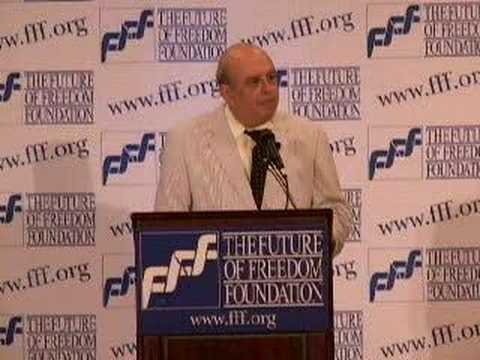 Ralph Raico at FFF Conference, Part 7 of 7