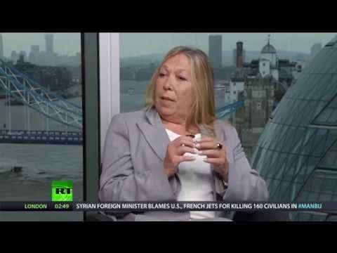 Tina Louise Rothery guests on RT