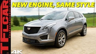 Meet The 2020 Cadillac XT5 - Now With Turbo Power!