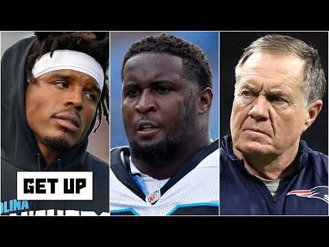 Cam Newtons former teammate Kyle Love is concerned about Cam playing for Bill Belichick  Get Up
