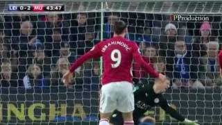 Leicester City vs Manchester United Highlights 05/02/2017