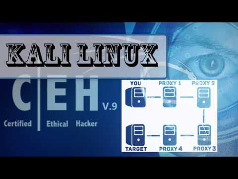 Ethical Hacking 02.1 : CUSTOM PROXYCHAINS