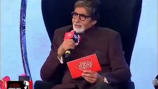 Amitabh Bachchan mesmerised the audience by his dialogue from his film Silsila