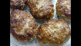 Домашние Котлеты из фарша рецепт очень сочных и безумно вкусных мясных котлеток видео