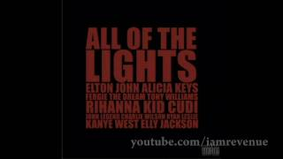 Kanye West -  All Of The Lights  (@iamrevenue)