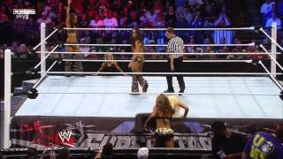 WWE Superstars : Alicia Jillian vs The Bella Twins